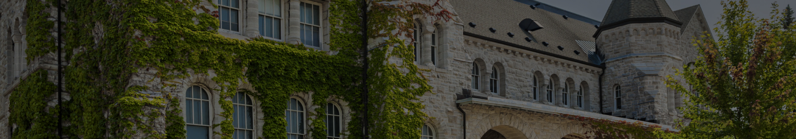 Queen's University has a very inclusive community. The staff, students and faculty come from various backgrounds.