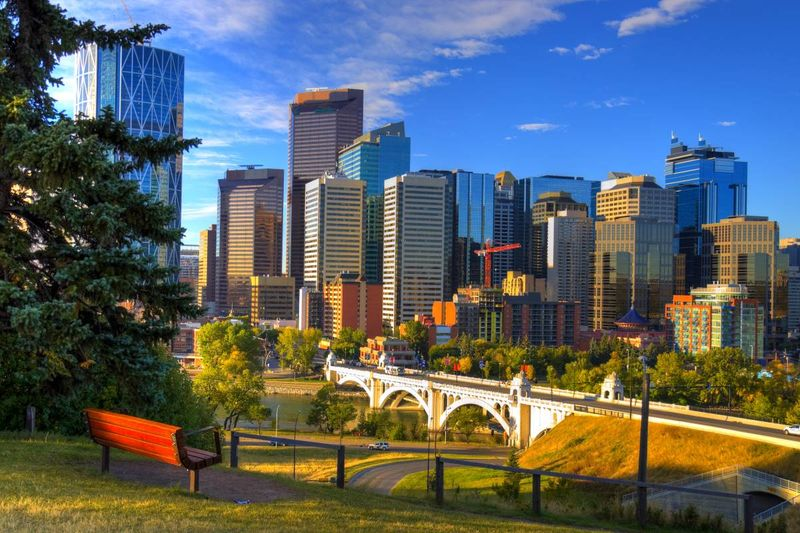 top cities to raise a family in Canada Calgary Alberta