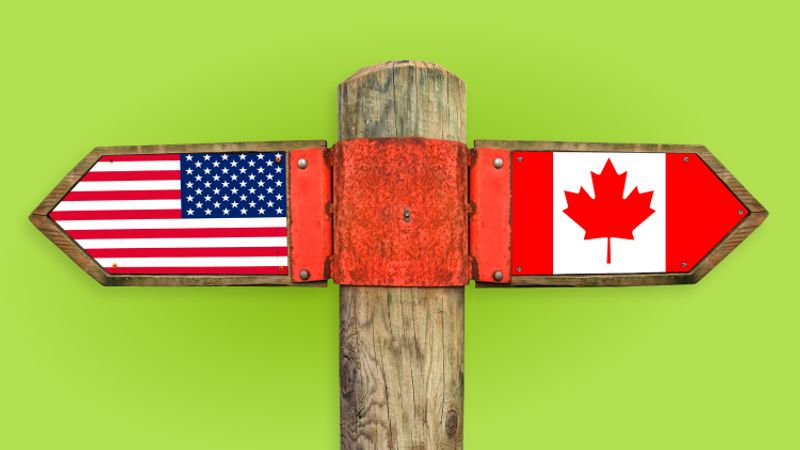 Can I get a Canadian tourist visa from the USA? The answer is simple, you don't need one! Read more of this article to find out why.
