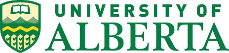 University logo of Alberta