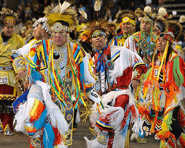 Aboriginal celebration