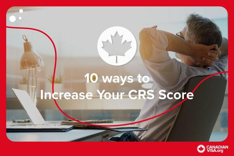 man relaxing at desk | CRS Score