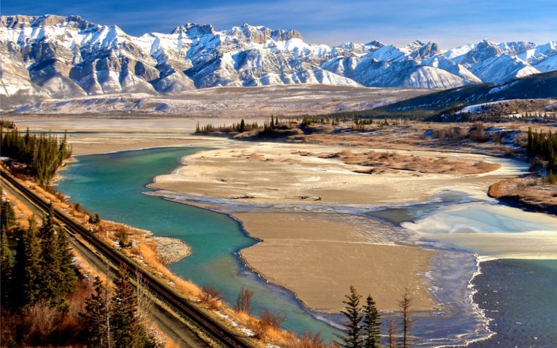 Plan the ultimate road trip - travel Canada from east to west coast, and visit the top 5 Canadian national parks.