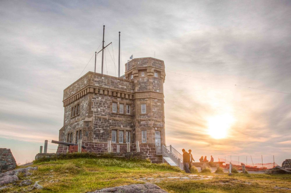 Signal Hill, St Johns