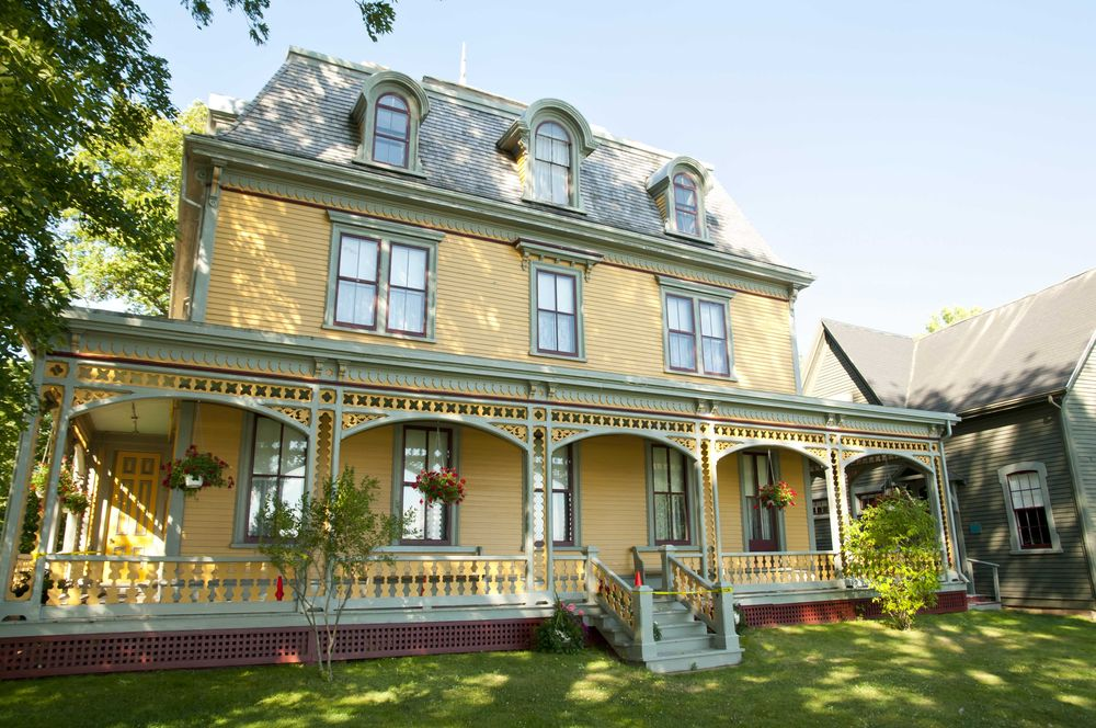 Victorian Beaconsfield Historic House, Charlottetown, Canada.