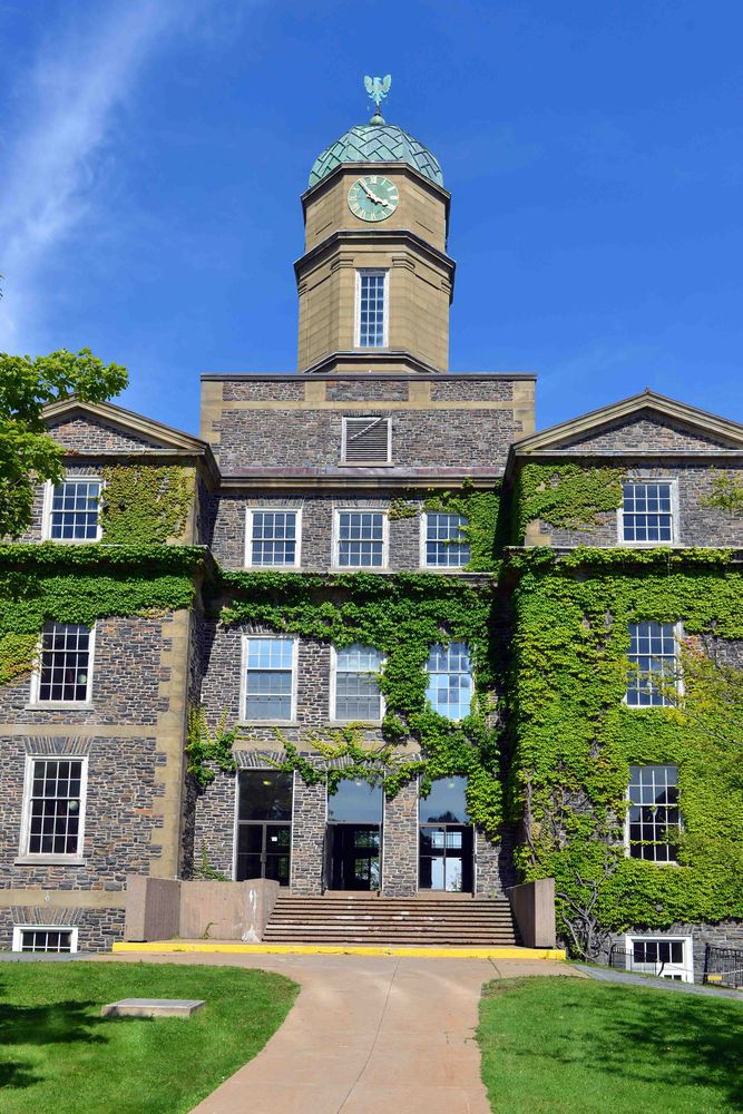 Henry Hicks Academic Administration Building, Dalhousie University