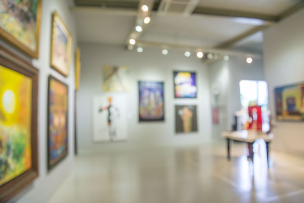 local art exhibition gallery in Canada