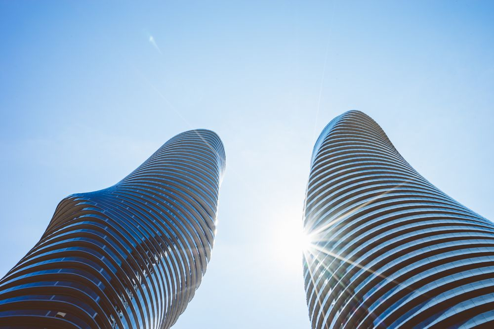 Absolute Towers in Mississauga