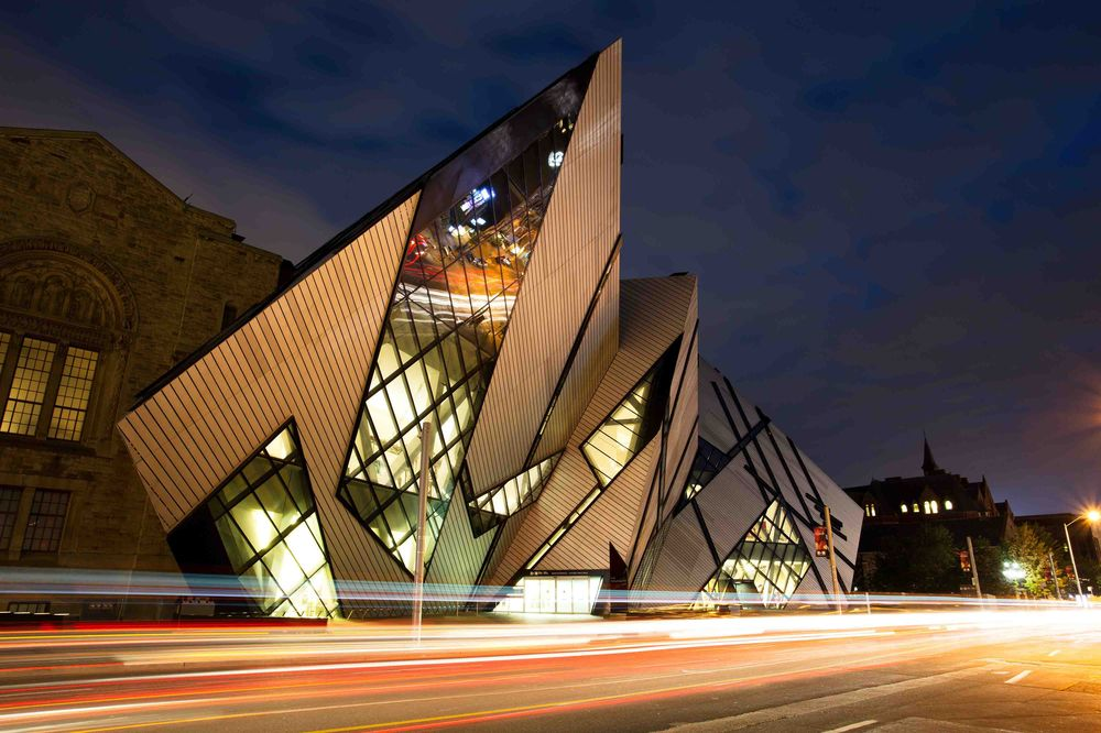 The Royal Ontario Museum Toronto Canada
