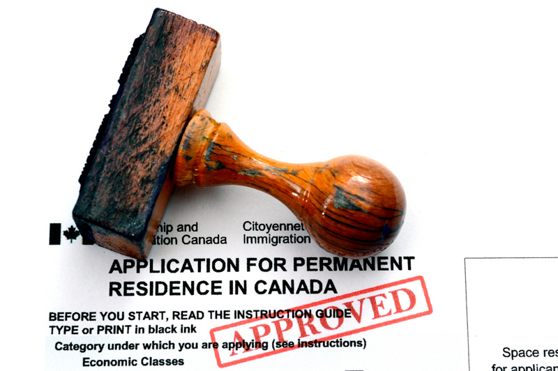 mmigrate to Canada and get Permanent Residence