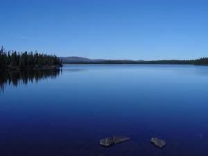 Lake in Labrador