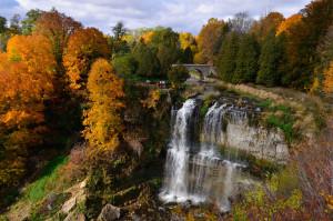 Webster Falls, Ontario, Canada