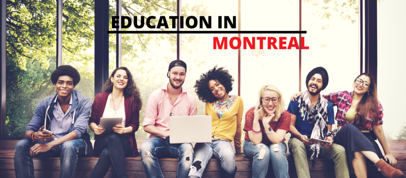 If you want to study in Canada, you must know that public education for students in Montreal is free from kindergarten at the age of 5 and until the end of grade 12 in a K-12 system.