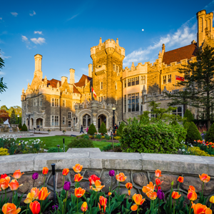 Entrance to Casa Loma