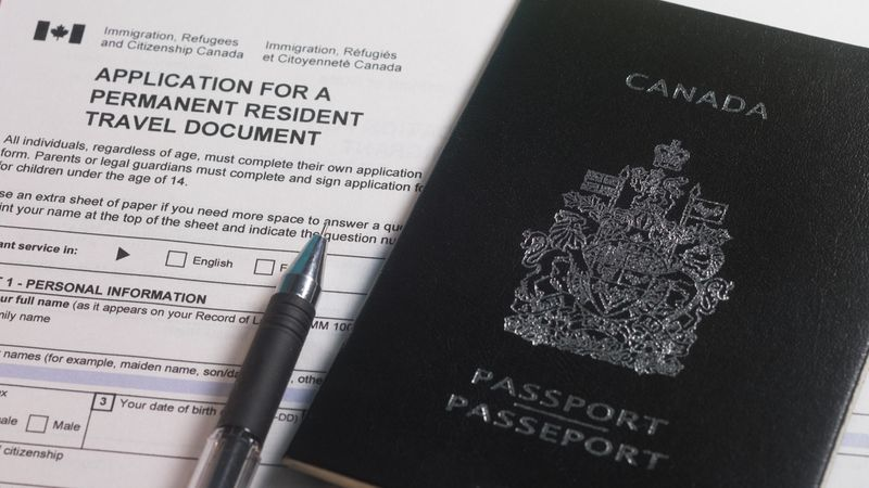 Application for Permanent Residency-Canadian Immigration