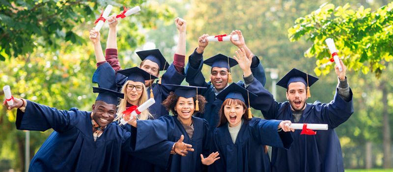 Canada plays host to more than 180,000 International students in any given year. Canada is one of the world's most popular destinations for education. Canada has the best-educated people and the highest literacy rate in the world. Canadians live longer than anyone on the planet, except people in Japan and Iceland.