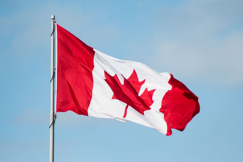 Wave the Canadian flag 3,900 newcomers will come to Canada thanks to the latest Express Entry draw.