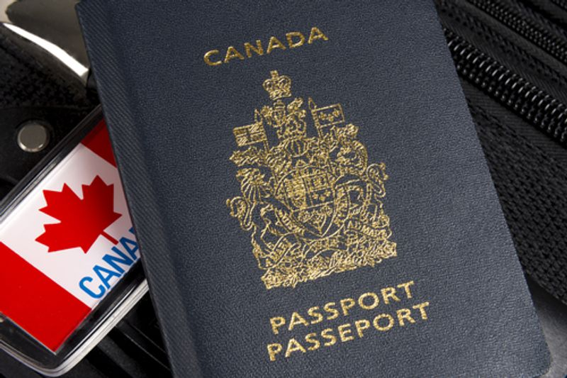 Receive Canadian Citizenship and apply for a Canadian Passport