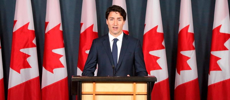 Prime Minister Justin Trudeau says Islamophobia and racism are to blame for the murders of six men in a Quebec mosque last year and can never have a place in this country. Trudeau made the remarks Monday just hours before he was to attend a vigil in Quebec City to mark one year since a …