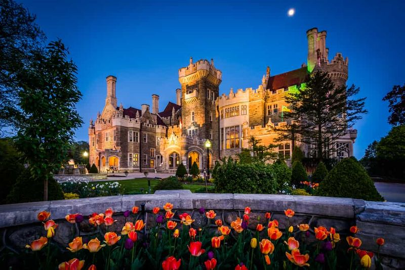 Visit Casa Loma With Your Working Holiday Visa