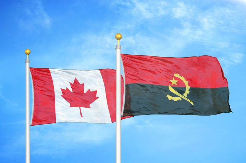Canada has a massive mining industry with hundreds of thousands of jobs, it's no wonder Angolans are immigrating to Canada