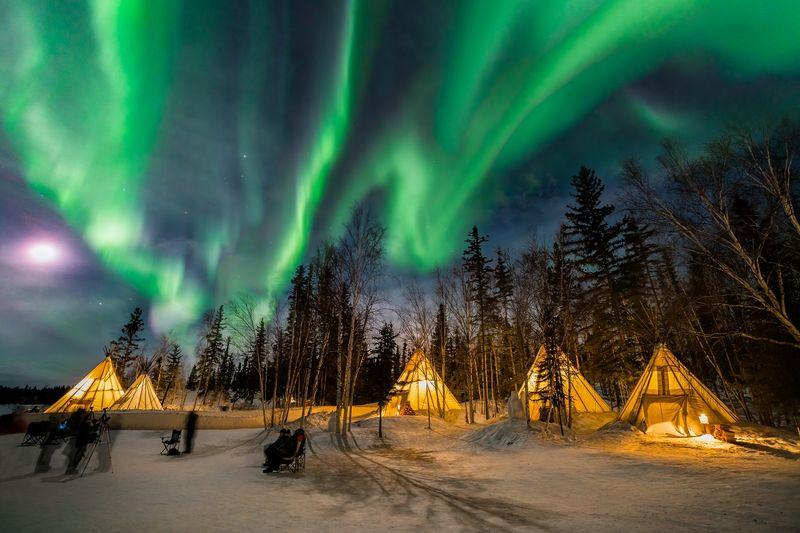 Aurora village-Yellowknife-NWT-Provincial Nomination Program