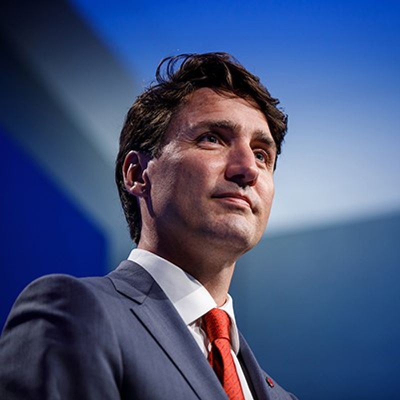 It's not an easy decision, but a necessary one. Canadian Prime Minister, Justin Trudeau urges citizens to #planthecurve during the Covid-19 epidemic.