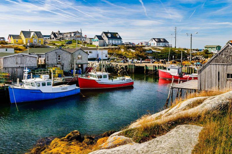 Canada Maritime Province