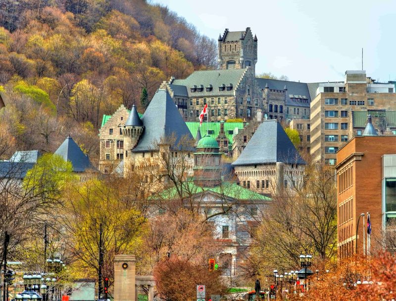 Study in Canada at McGill University