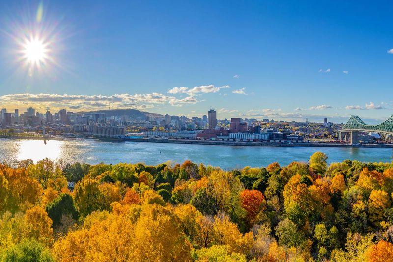 Montreal-Quebec-at-sunrise-Canada | Life in Quebec