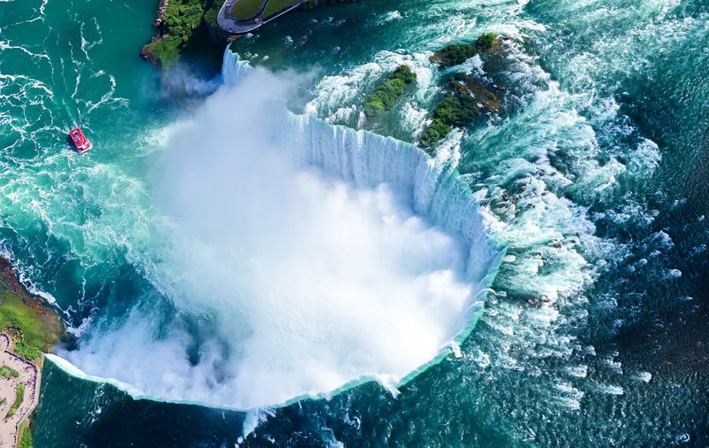 Visit Niagara Falls with your Working Holiday Visa