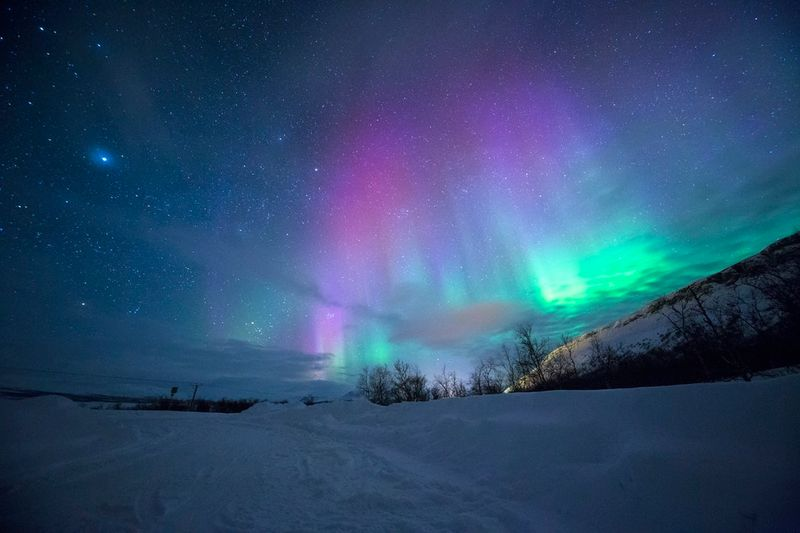 Get a Canada Visa and see the Northern Lights in Canada