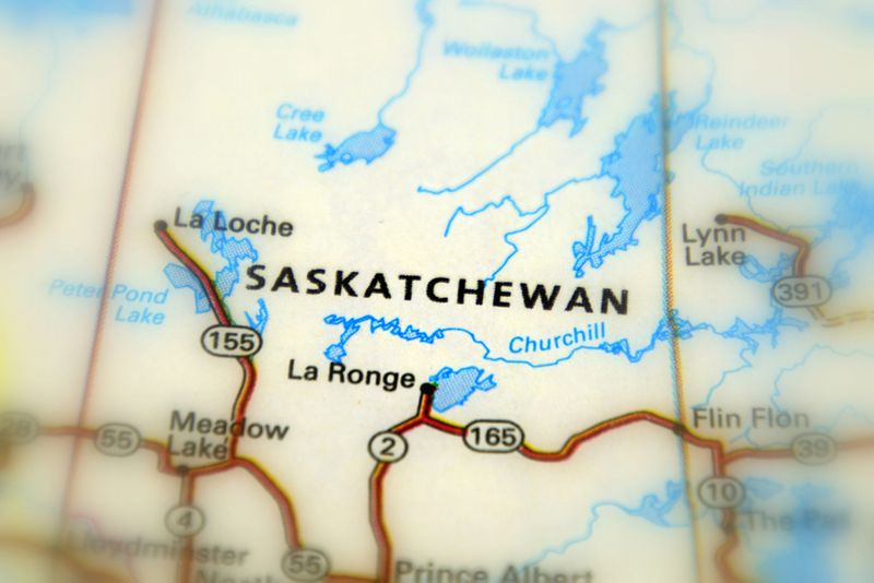 map-of-saskatchewan