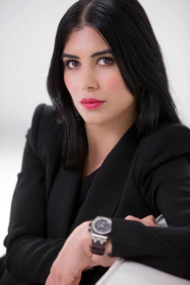 Shahrzad Rafati Founder and CEO of Broadband TV | live and work in Canada
