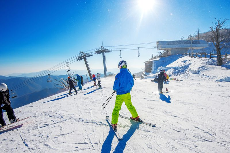 Visit a Ski Resort with your Working Holiday Visa