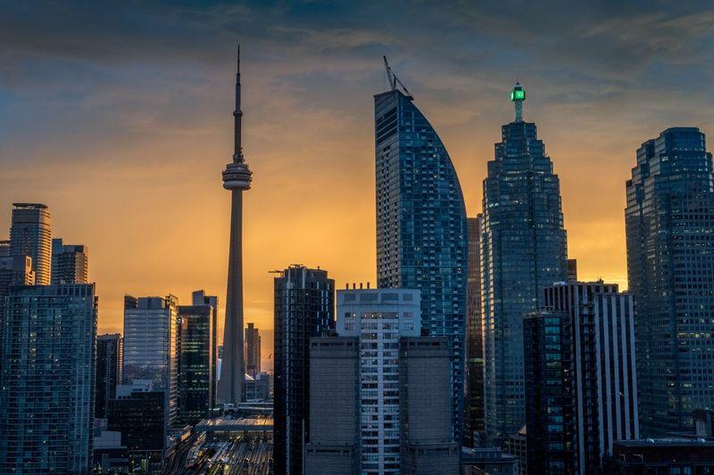 Canada visa application to visit Toronto