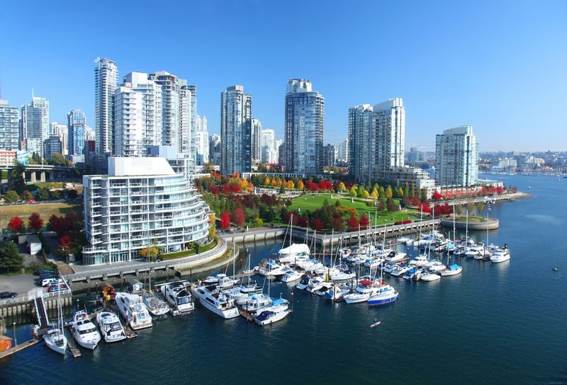Start a business in Canada's new tech hub, Vancouver, British Columbia.
