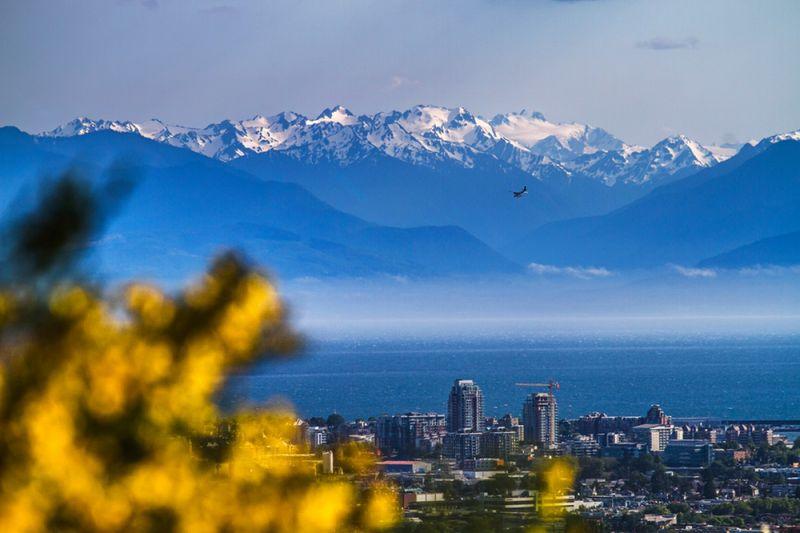 Victoria city in BC Canada