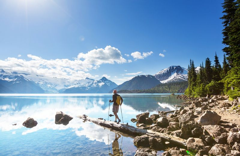 Move to Whistler to start a better life for your family.