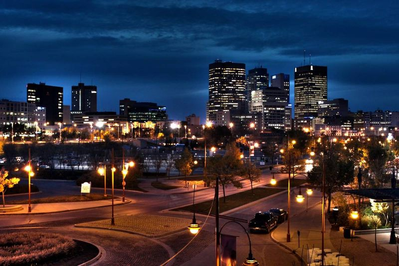 Get permanent residence in Winnipeg Manitoba Canada
