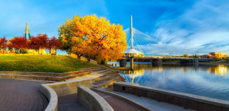 Through Manitoba immigration several newcomers will move to Winnipeg in Autumn.