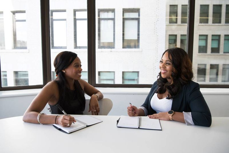 adult african american people black women business RCIC | live and work in Canada