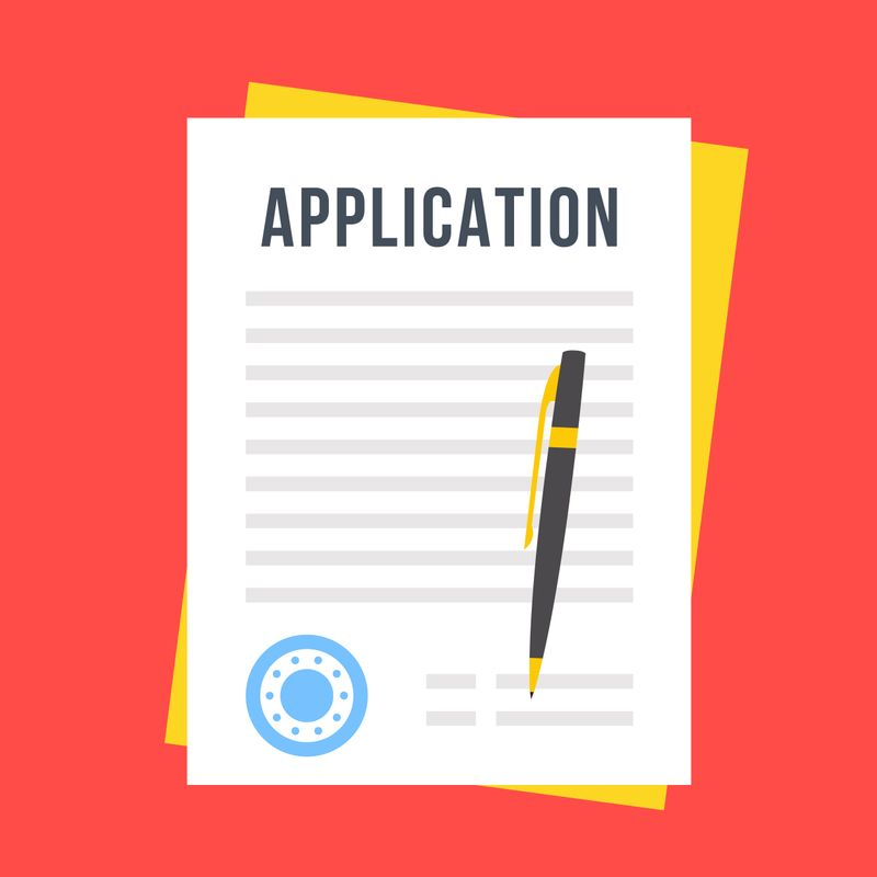 Notification of Interest Application