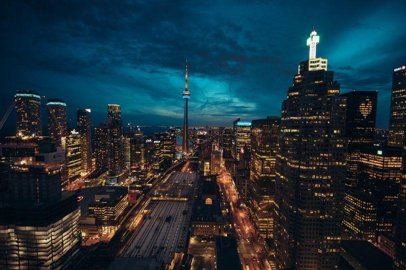 Canada night life