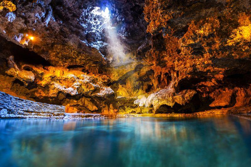 banff national hot springs