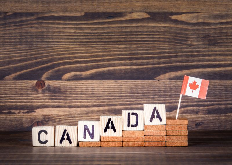 Canada building blocks