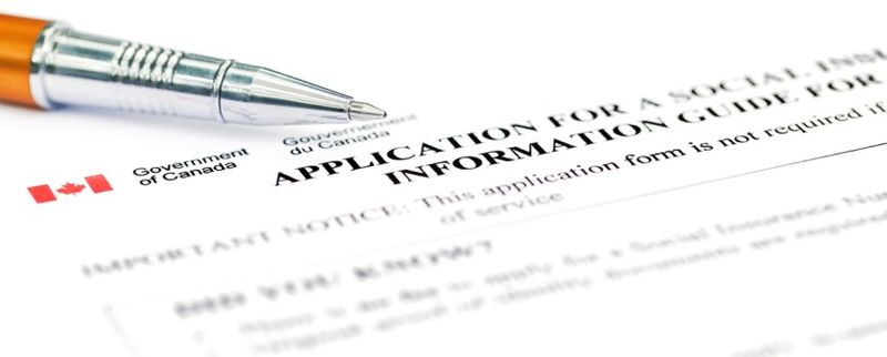canadian visa application forms