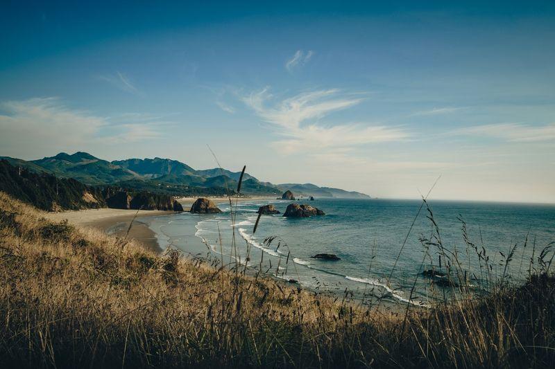 Travel to Canada Coastline