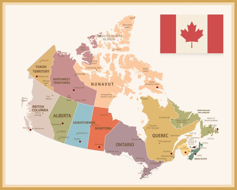 The Provincial Nominee Program allows all of Canada's provinces to invite immigrants.