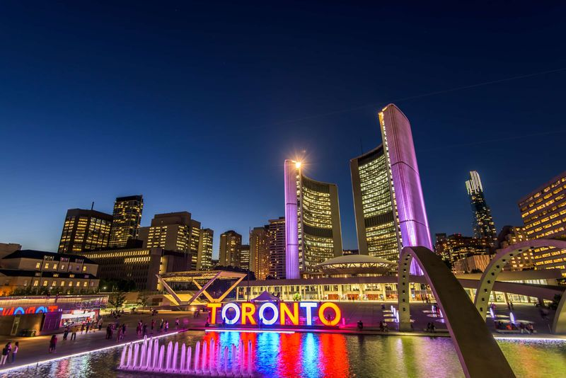Visit Toronto with a Canadian Tourist Visa